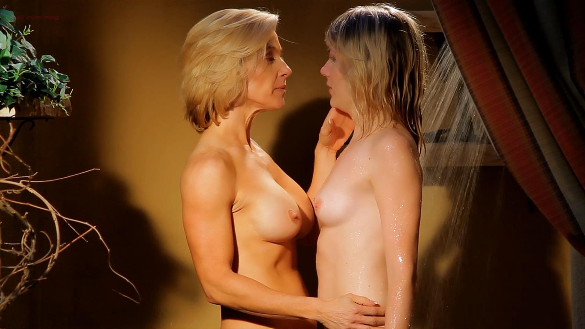 blonde male 40s naked